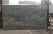 GREEN FUSION QUARTZITE